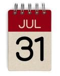 July-31-date